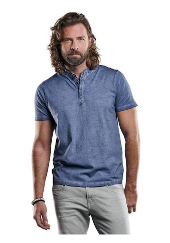 emilio adani Henley T - Shirt kaufen
