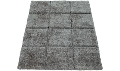 Paco Home Hochflor-Teppich »Palma 336«, rechteckig, 45 mm Höhe, Hochflor-Shaggy mit... kaufen