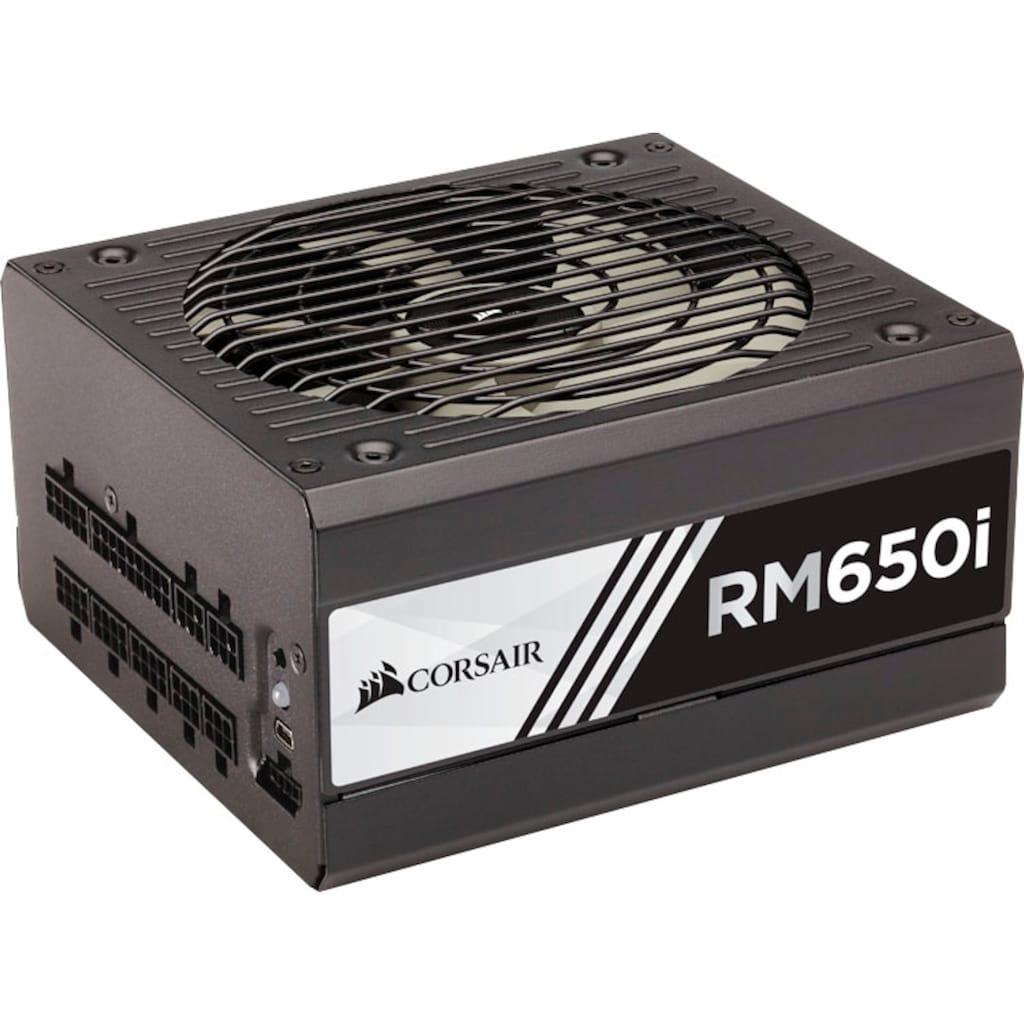 Corsair PC-Netzteil »RMi Series RM650i 80 Plus«, 135 mm Kühler