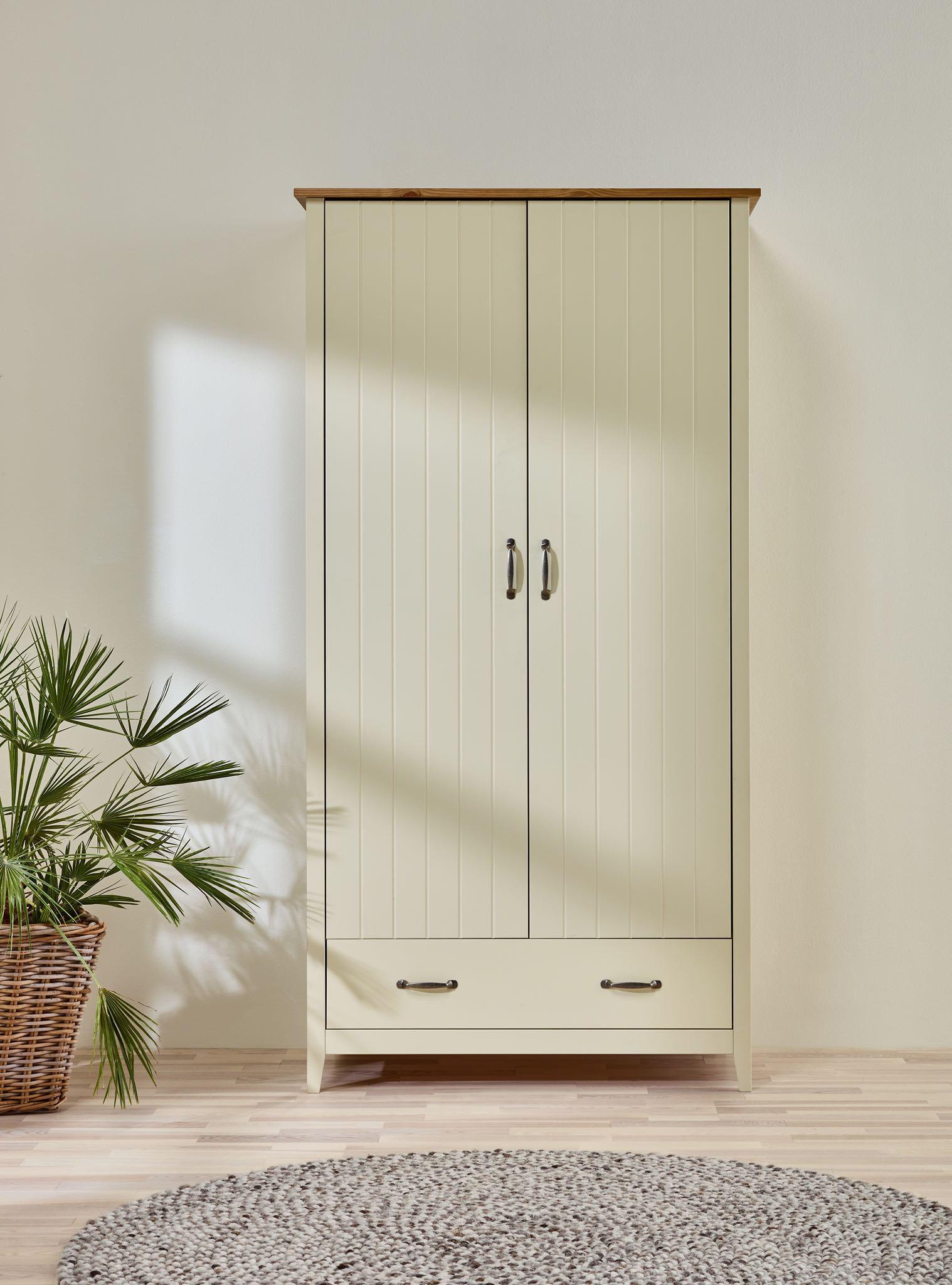 Home affaire Kleiderschrank Norfolk 2-trg Breite 99 cm