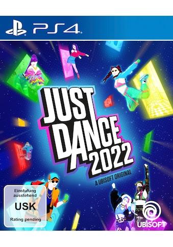 UBISOFT Spiel »Just Dance 2022«, PlayStation 4 kaufen