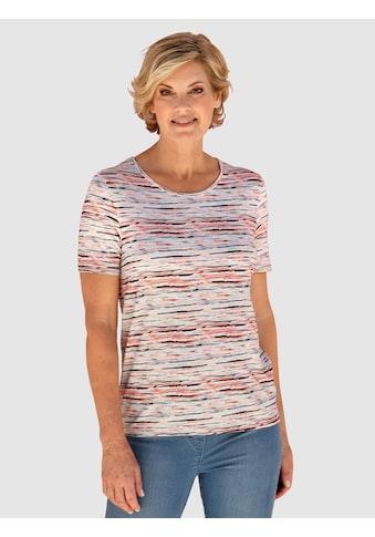Paola Shirt mit Streifen rundum kaufen