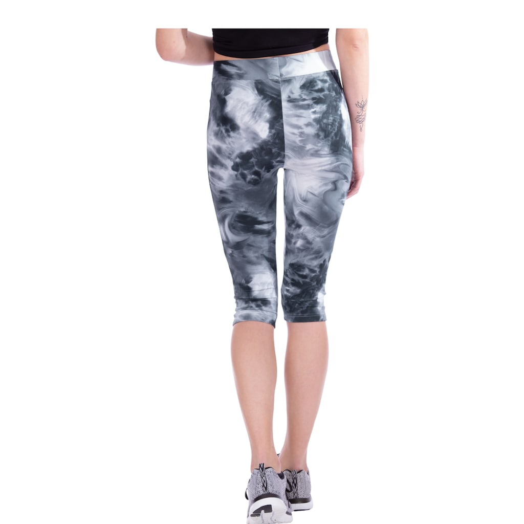 Trigema Sporthose, (1 tlg.), mit modernem Muster