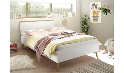andas Einzelbett »MERLE«, in skandinavischem Design kaufen