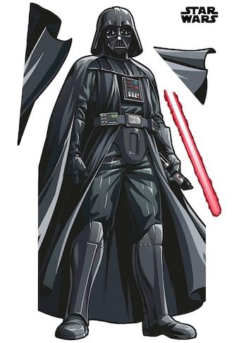 Komar Vliestapete »Star Wars XXL Darth Vader«, bedruckt-Comic-Retro, 127 x 200 cm... kaufen
