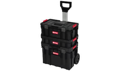 KREHER Werkzeugtrolley 3 - tlg., 2 Boxen, 1 Trolley kaufen