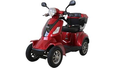 Rolektro Elektromobil »E-Quad 15«, 1000 W, 15 km/h, (mit Topcase) kaufen