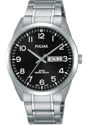 Pulsar Quarzuhr »Pulsar Quarz Herren, PJ6063X1« kaufen