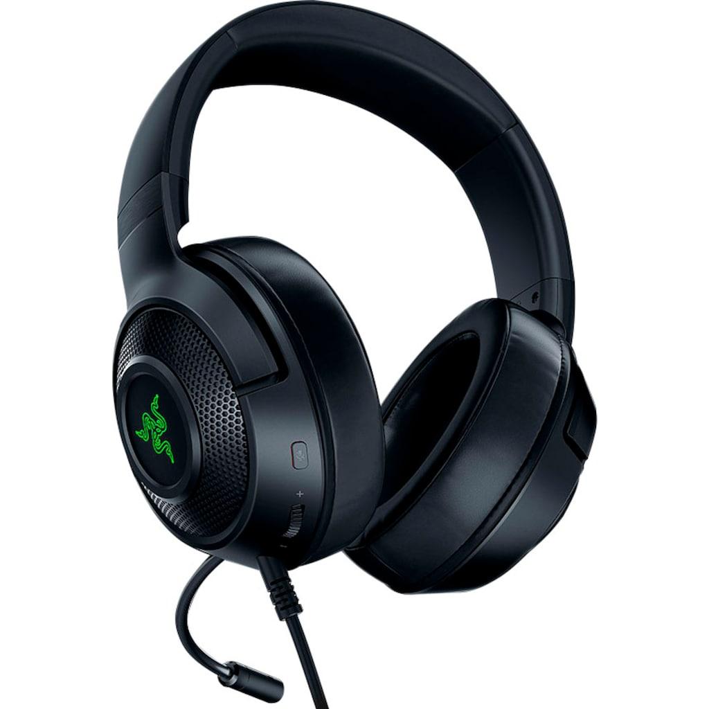 RAZER Gaming-Headset »Kraken X USB«