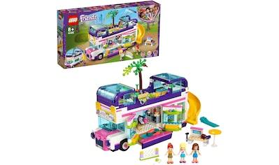 LEGO® Konstruktionsspielsteine »Freundschaftsbus (41395), LEGO® Friends«, (778 St.), Made in Europe kaufen