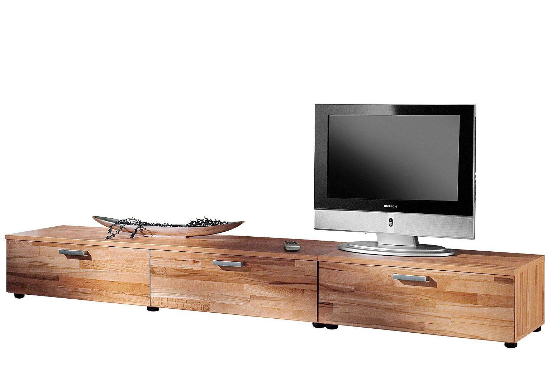 TV-Lowboard Breite 80 cm und 160 cm
