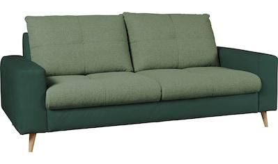 alina 2,5-Sitzer »Emily«, Rückenkissen lose, Gesamtbreite 197 cm kaufen
