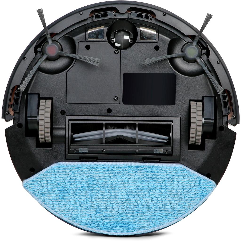 ECOVACS Nass-Trocken-Saugroboter »DEEBOT U2 PRO«, mit extra Haustierset