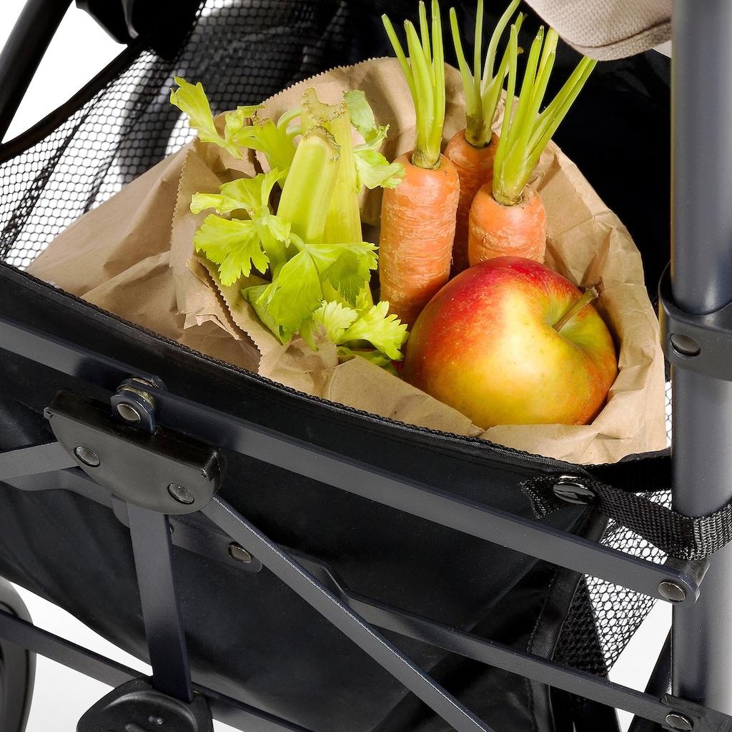 Hauck Kinder-Buggy »Vegas, Fungi«, 25 kg, mit schwenk- und feststellbaren Vorderrädern; Kinderwagen, Buggy, Sportwagen, Sportbuggy, Kinderbuggy, Sport-Kinderwagen