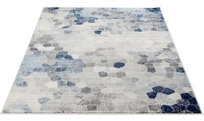 Sehrazat Teppich »Montana 3712«, rechteckig, 8 mm Höhe, Kurzflor, Wohnzimmer kaufen