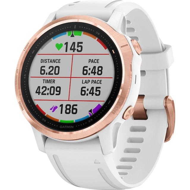 Garmin fēnix 6 S – Pro Smartwatch (1,2 cm / 3,04 Zoll)