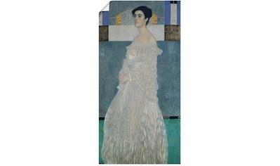 Artland Wandbild »Margarethe Stonborough-Wittgenstein«, Frau, (1 St.), in vielen Größen & Produktarten - Alubild / Outdoorbild für den Außenbereich, Leinwandbild, Poster, Wandaufkleber / Wandtattoo auch für Badezimmer geeignet kaufen