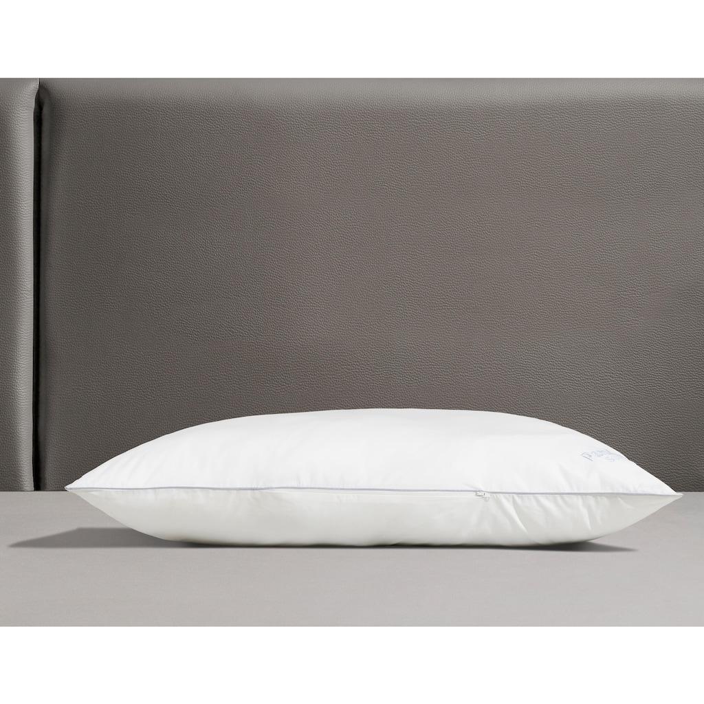 Paradies Baumwollkissen »Softy medium«, (1 St.), dauerbauschig und pflegeleicht