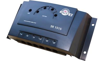 Sunset Solarladegerät »SR 1515«, 15000 mA, (1 St.), 15A kaufen