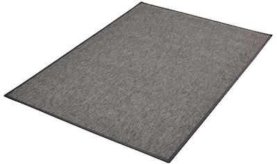 Dekowe Teppich »Naturino Prestige«, rechteckig, 10 mm Höhe, Flachgewebe, mit Bordüre, In- und Outdoor geeignet, Wohnzimmer kaufen