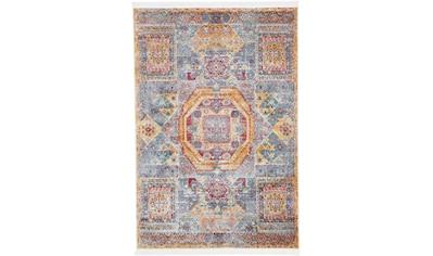 carpetfine Teppich »Helen«, rechteckig, 7 mm Höhe kaufen