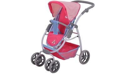 """Knorrtoys® Puppenwagen """"Nici, Theodor & Friends, Coco"""" kaufen"""