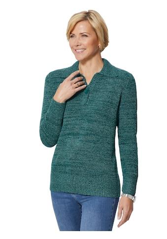 Classic Basics Pullover mit Polokragen kaufen