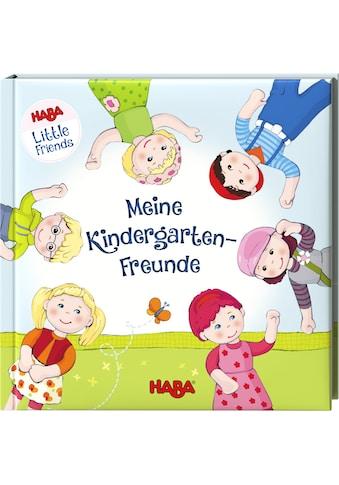 Haba Buch »Freundebuch Little Friends – Meine Kindergarten-Freunde« kaufen