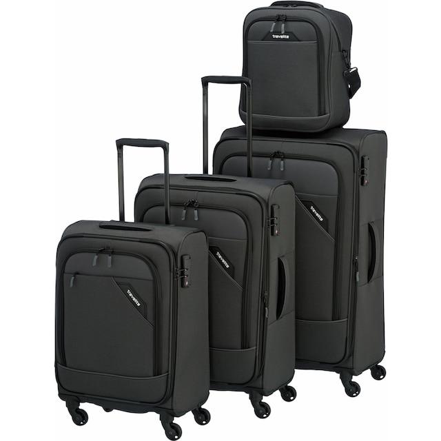 """travelite Trolleyset """"Derby"""", 4 Rollen, (Set, 4tlg.)"""