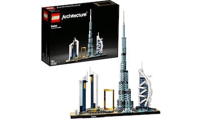 LEGO® Konstruktionsspielsteine »Dubai (21052), LEGO® Architecture«, (740 St.), Made in Europe kaufen