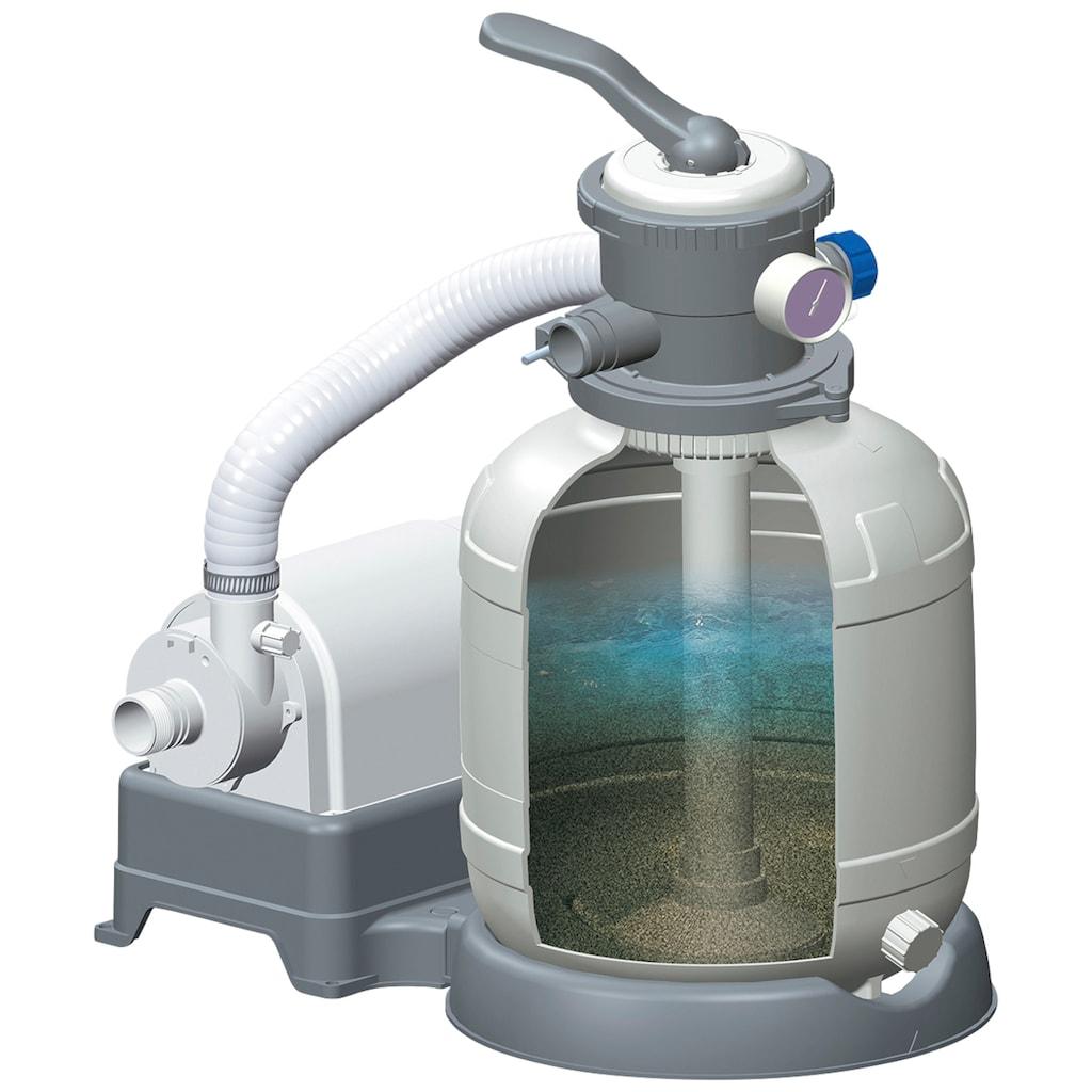 SummerWaves Sandfilteranlage, 5110 l/h