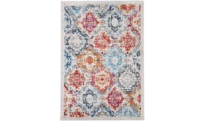 carpetfine Teppich »Liyah«, rechteckig, 8 mm Höhe, moderner Vintage Teppich, Wohnzimmer kaufen