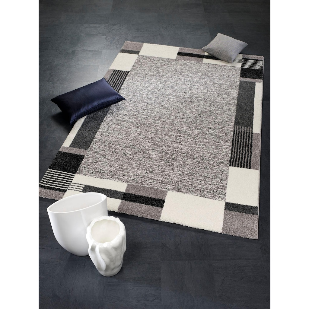 OCI DIE TEPPICHMARKE Teppich »Villa Moda«, rechteckig, 20 mm Höhe, Wohnzimmer