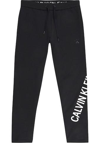 Calvin Klein Jeans Jogger Pants »STRETCH INNOVATION JOGG PANT« kaufen
