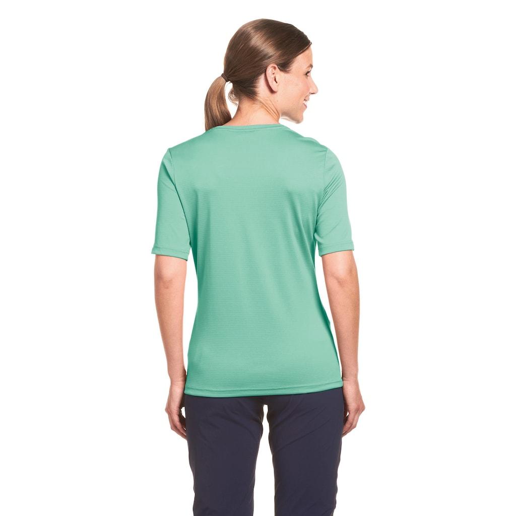 Maier Sports Funktionsshirt »Irmi«, Trocknet besonders schnell