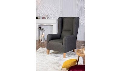 Max Winzer® Chesterfield - Sessel »Bob« kaufen