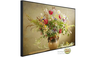 Papermoon Infrarotheizung »Blumen in Vase«, sehr angenehme Strahlungswärme kaufen