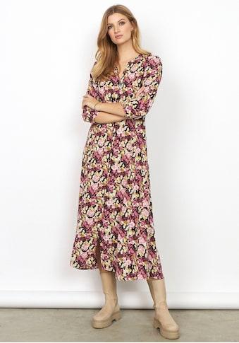 soyaconcept Blusenkleid, mit floralem All-Over-Print kaufen
