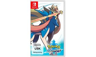 Pokémon Schwert Nintendo Switch kaufen