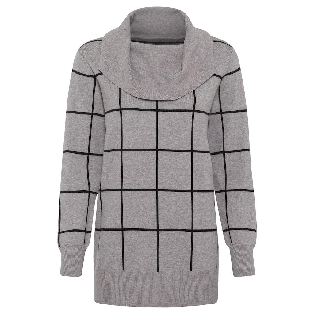 creation L Jacquardpullover »Pullover«