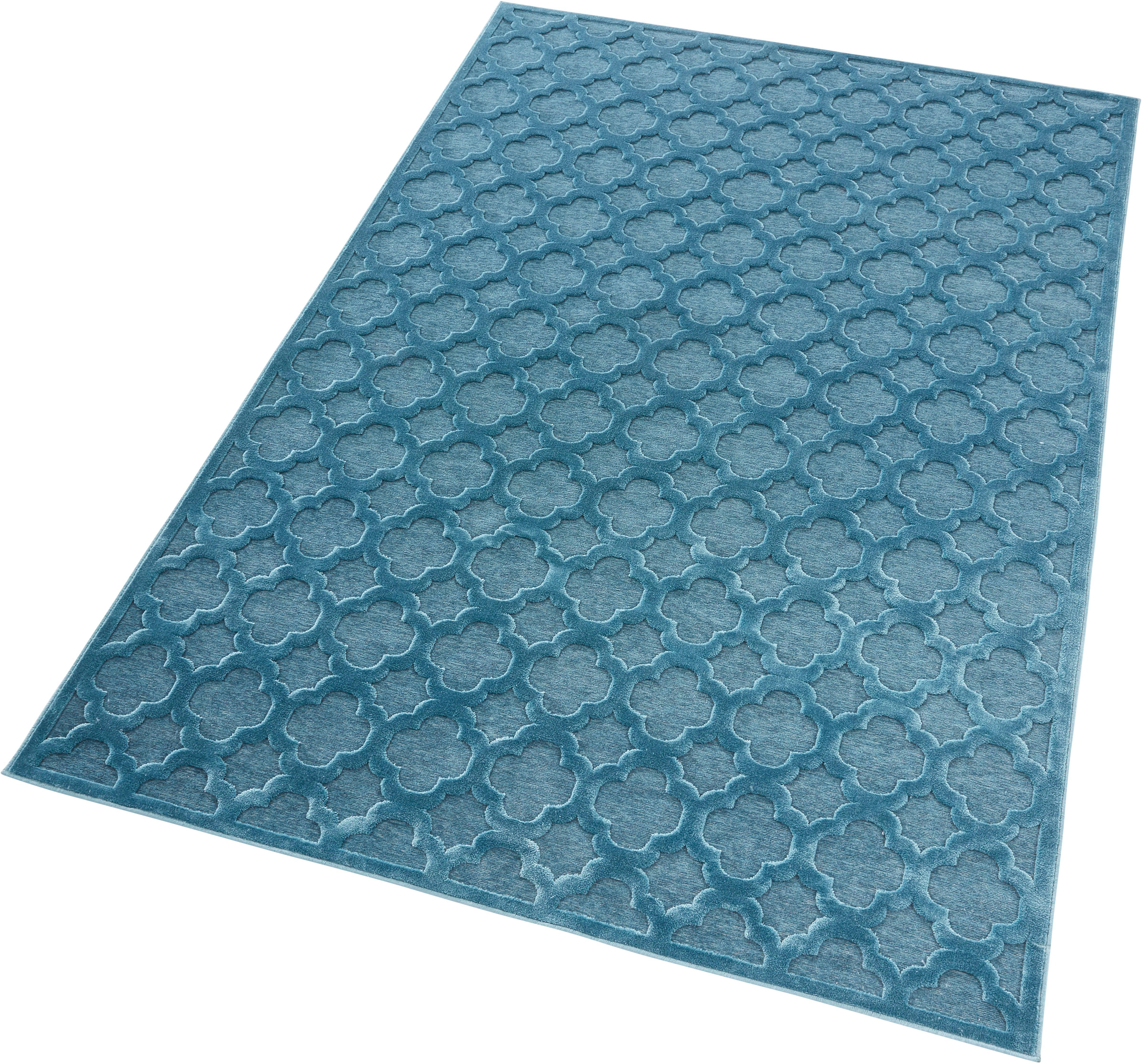 Teppich, »Bryon«, MINT RUGS, rechteckig, Höhe 4 mm, maschinell gewebt