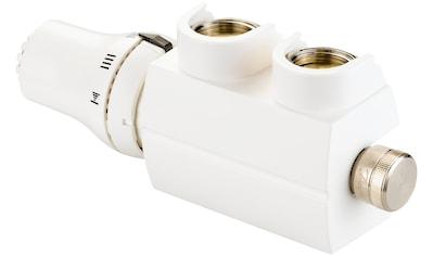 Anschlussgarnitur »Badheizkörper - Regler«, inkl. Befestigungsmaterial kaufen