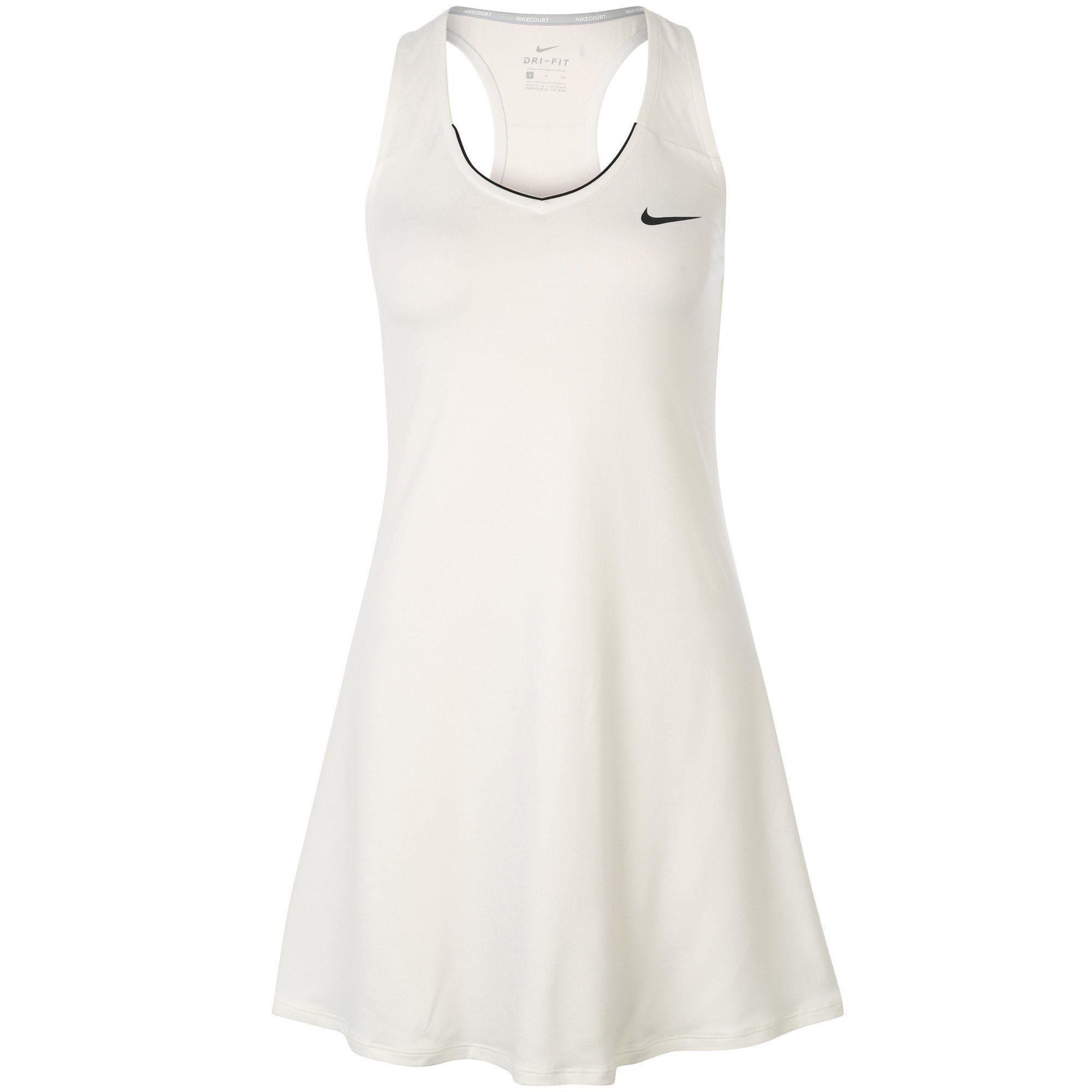 NIKE Court Dry Tenniskleid Damen