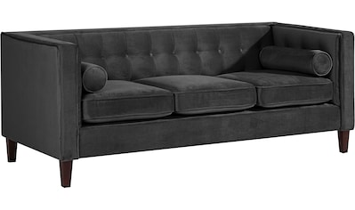 Max Winzer® 3-Sitzer »Joko«, mit Holzfüßen, Breite 215 cm kaufen