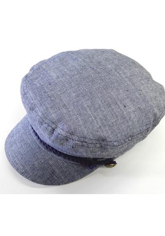 Chaplino Schirmmütze, mit Zierkordel kaufen