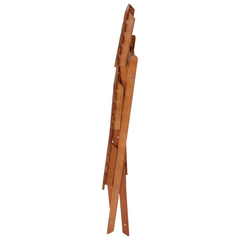 GARDEN PLEASURE Rankhilfe , klappbar, Eukalyptusholz, braun