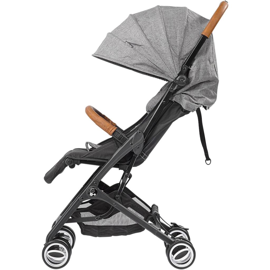 Gesslein Kinder-Buggy »Babies Smiloo Cuby, camel-meliert«, ; Kinderwagen, Buggy, Sportwagen, Sportbuggy, Kinderbuggy, Sport-Kinderwagen