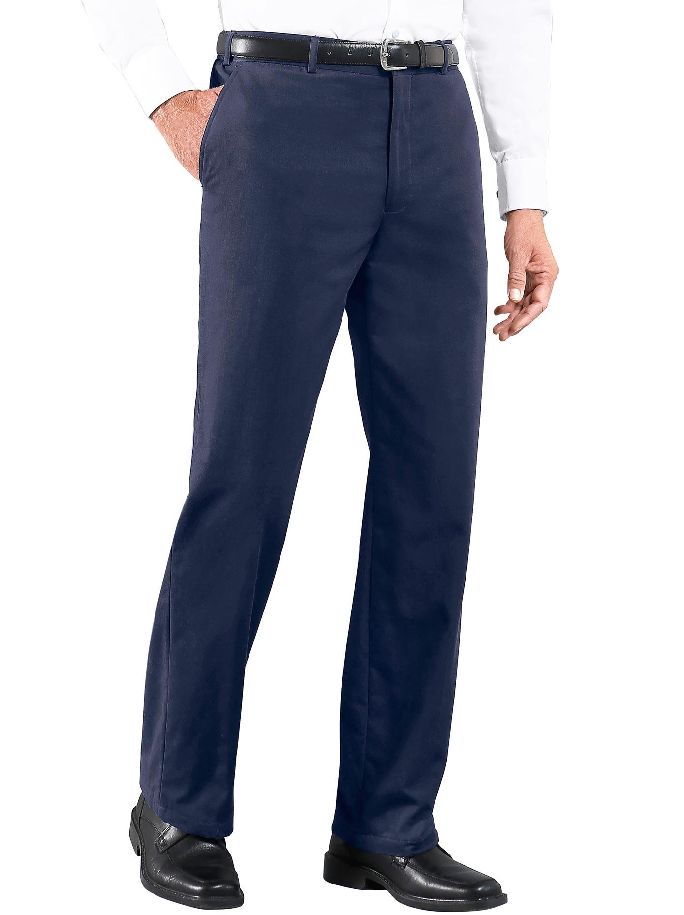 Classic Thermohose mit seitlichem Dehnbund | Bekleidung > Hosen > Sonstige Hosen | Blau | CLASSIC