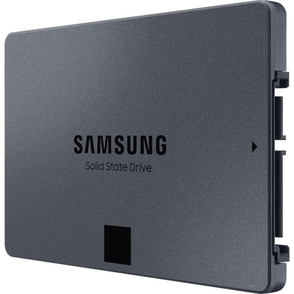 "Samsung interne SSD »870 QVO«, 2,5 """