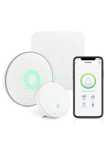 AIRTHINGS Sprachsteuerung, Sensoren für Temperatur, Luftdruck und CO2 »House Kit« kaufen
